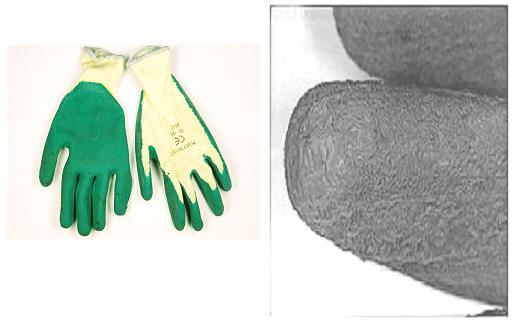 Suspect's Gloves